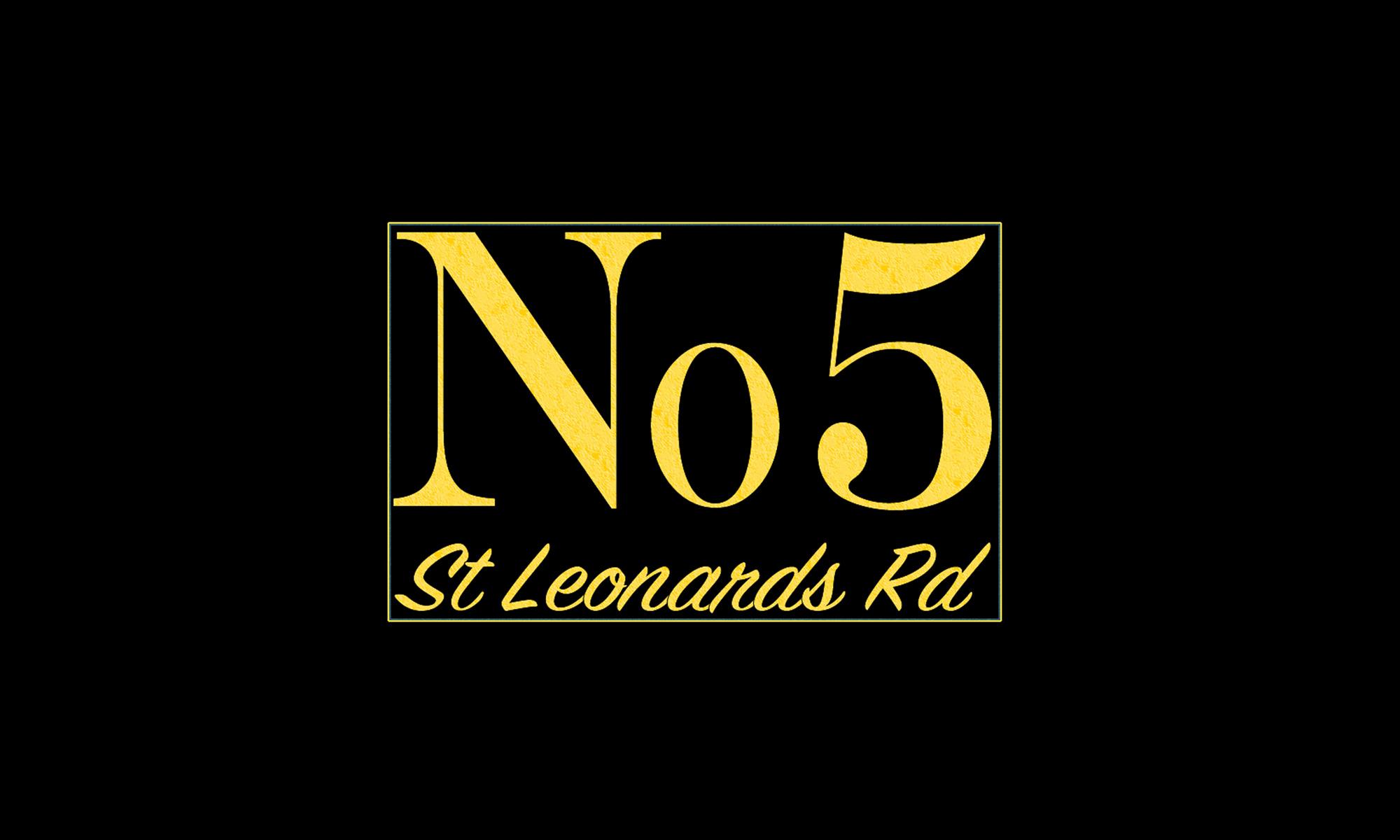 No5 St Leonards Road